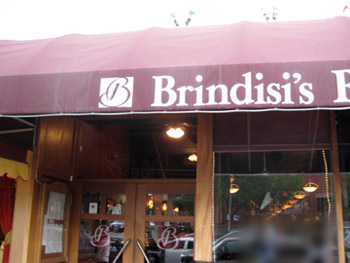 Brindisi's Store Front